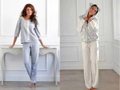 Женские домашние костюмы: правила выбора