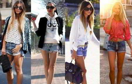 Выбираем женские шорты