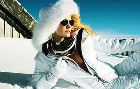Выбираем спортивные лыжные костюмы